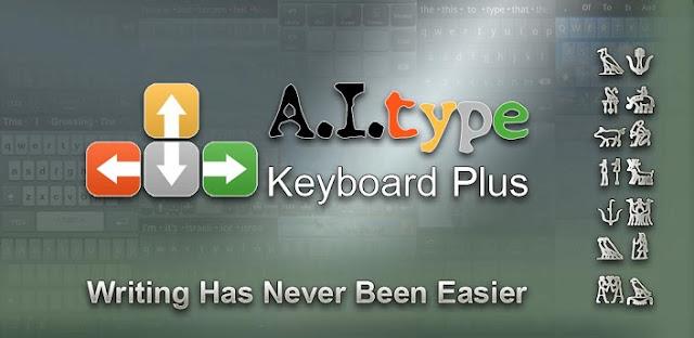 App: A.I Type Keyboard PLUS 1.9.9.2 APK