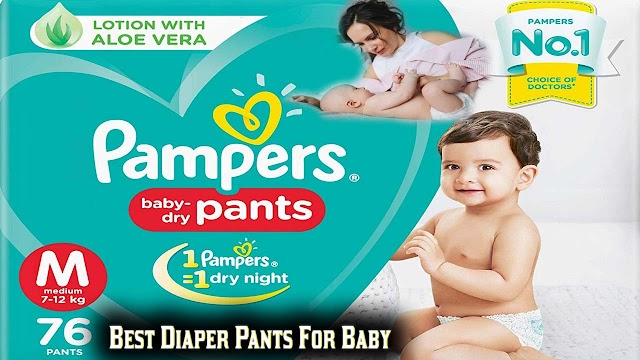 The Best Pampers Baby Diaper Pants Diapers to Protect Your Baby's Gentle Skin