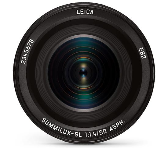 Leica Summilux SL 50mm f/1.4 Asph