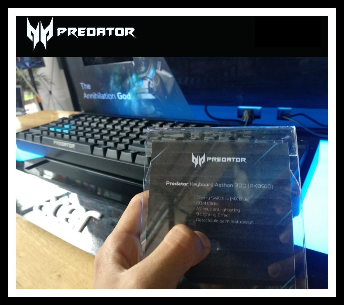 Predator Triton 300 6
