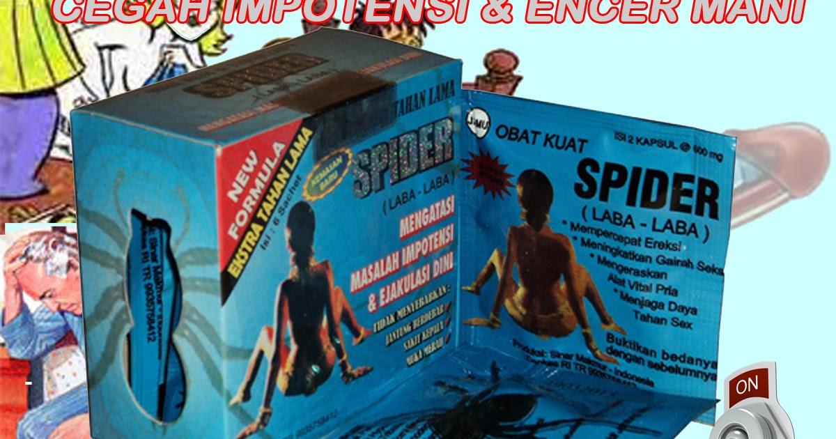 spider kapsul toko herbal 07