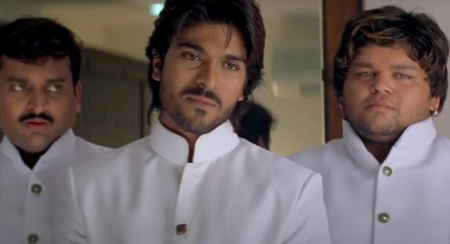 List of Hindi Dubbed Movies of Ram Charan