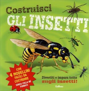 modellini di insetti per bambini in 3d
