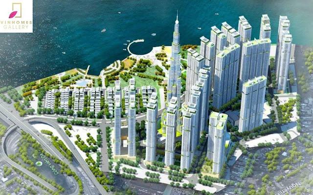 dự án khu đô thị cao cấp vinhomes gallery