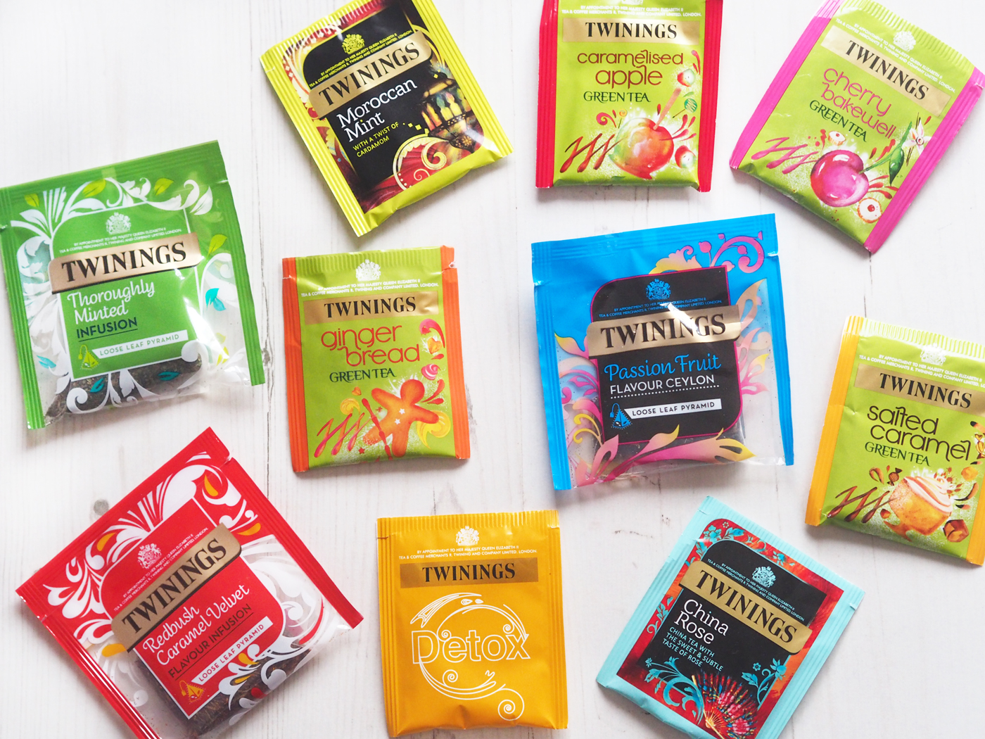 The Tea Files Top 10 Twinings Teas
