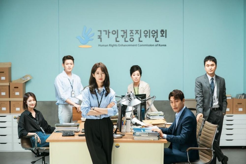 Phim luật sư nhân quyền Hàn Quốc 2019