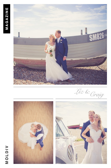 Shoreham Beach Wedding