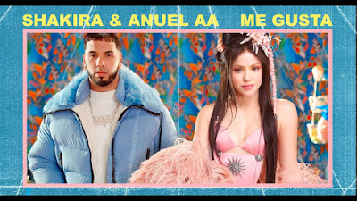 Me Gusta Lyrics - Shakira & Anuel AA - English Songs Lyrics