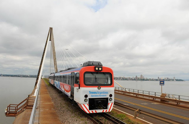 Buscan extender el horario del tren internacional entre Posadas y Encarnación
