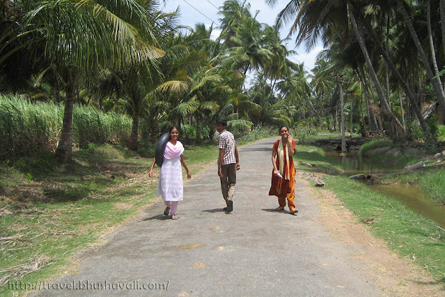 Rural homestay in Thalavapalayam near Karur in Tamil Nadu
