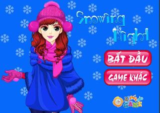 Game cô bé mùa đông hay nhất