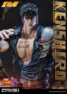 Kenshiro 1/4 de Hokuto no Ken - Prime 1 Studio