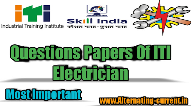 Question Paper Of ITI In Electrician
