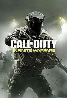 9. لعبة Call of Duty: Infinite Warfare