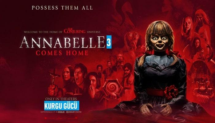 Annabelle 3 Film Konusu, Oyuncuları: 2019 Filmleri - Kurgu Gücü