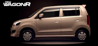 Maruti Suzuki Wagon R-35 HD Photos Gallery