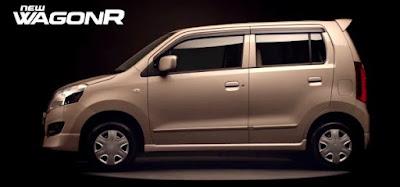 Maruti Suzuki Wagon R-35 HD Photos Gallery