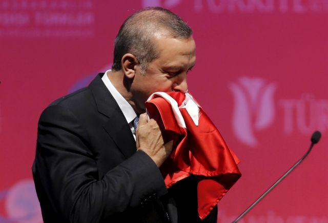 Ο Ερντογάν κινδυνεύει να καταστρέψει την Τουρκία