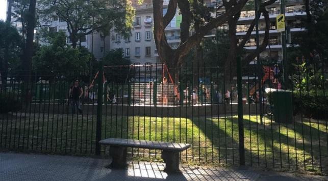 Plaza Alférez Sobral