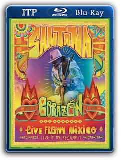 Santana: Corazón – Live From México Live it to Believe it [BD25]