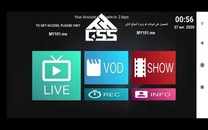 GSS PLAYER APPLICATION IPTV ANDROID  2020 GRATUIT