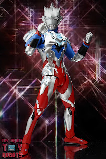 S.H. Figuarts Ultraman Z Alpha Edge 02