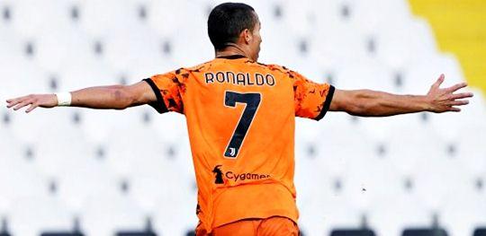 Ronaldo from Juventus, who defeated the coronavirus, scored 2 goals in the Spezia match