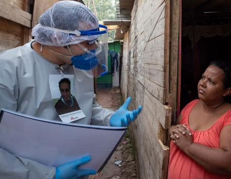 Brasil tem registro recorde de mortes na pandemia