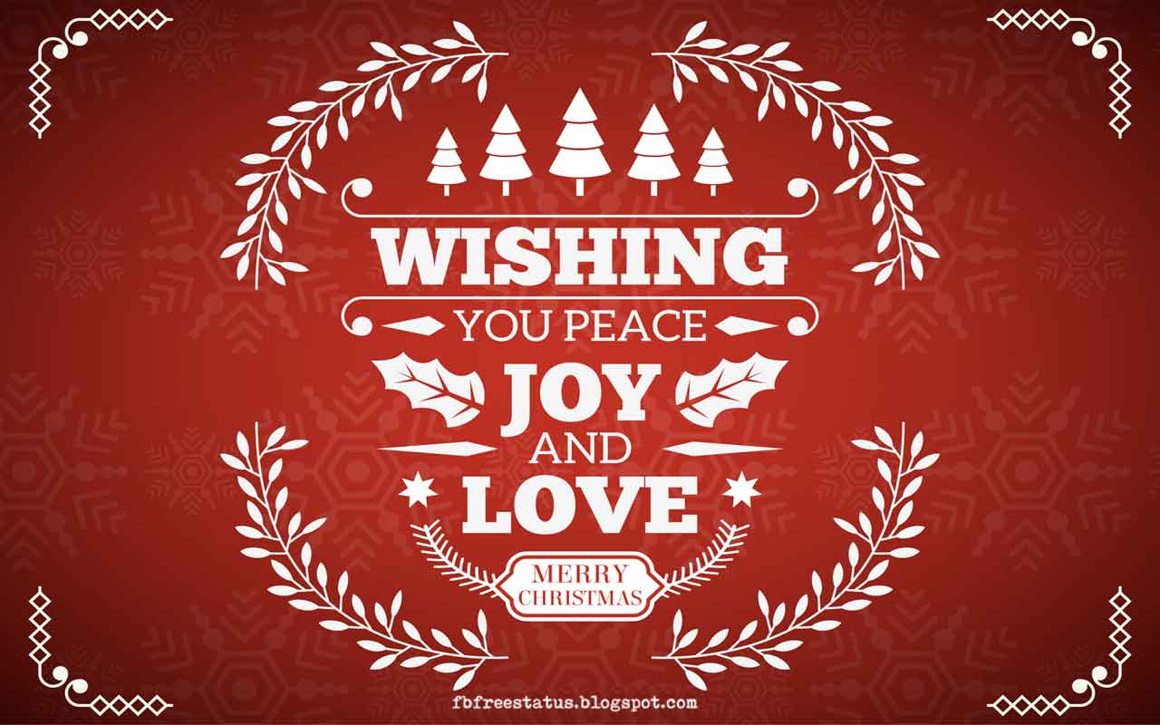 Christmas Love Quotes, Merry Christmas My Love With Christmas Pictures.