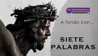Jueves 25 ESTRENO A fondo...con Siete Palabras de Cádiz