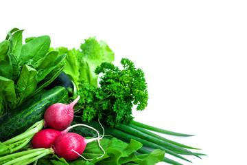 Eat green vegetables