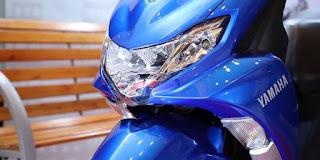 Yamaha FreeGo Resmi Dirilis di Thailand, Berbeda Dengan Versi Indonesia