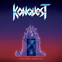 "Ο δίσκος των Konquest ""The Night Goes On"""