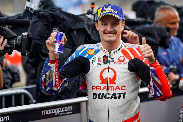 RESMI : Jack Miller Pebalap Ducati untuk MotoGP 2021
