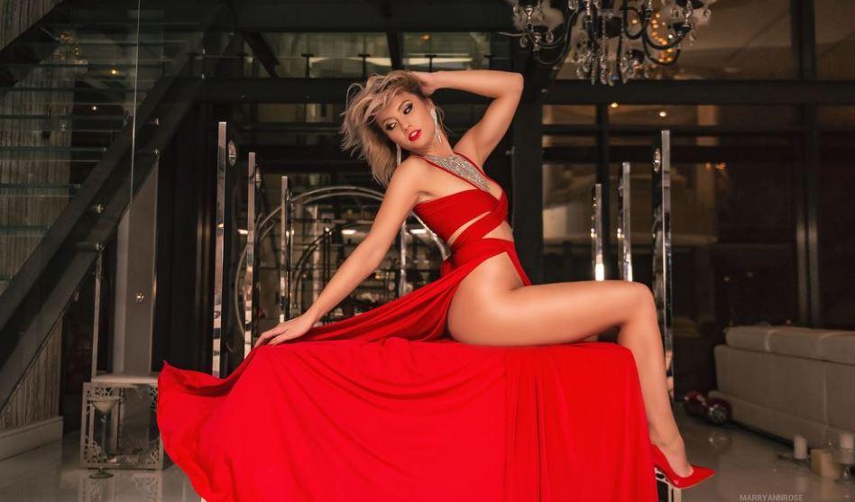MarryAnnRose Model GlamourCams