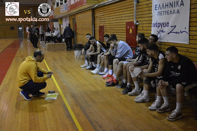 Στα προημιτελικά του κυπέλλου ΕΚΑΣΘ οι νέοι του Ιωνικού-Επικράτησαν με 78-61 του Ποσειδώνα Καλαμαριάς