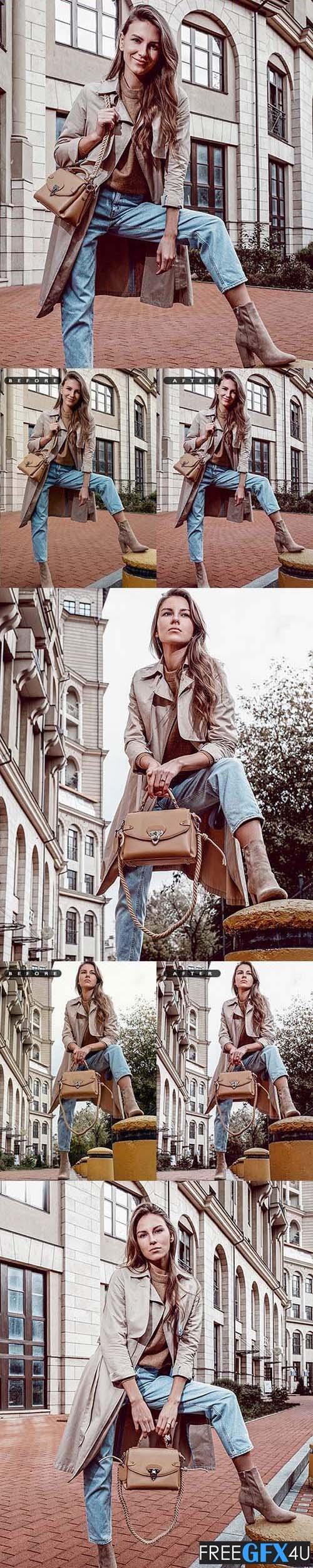 Street Fashion Photoshop Action