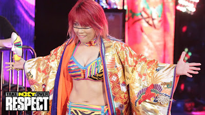 Fun match that showcased Asuka's abilities