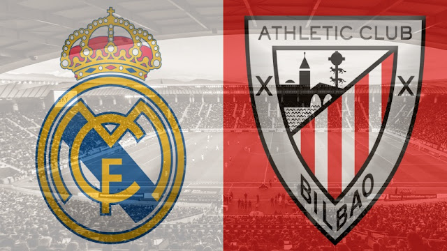Real Madrid vs Athletic Bilbao live