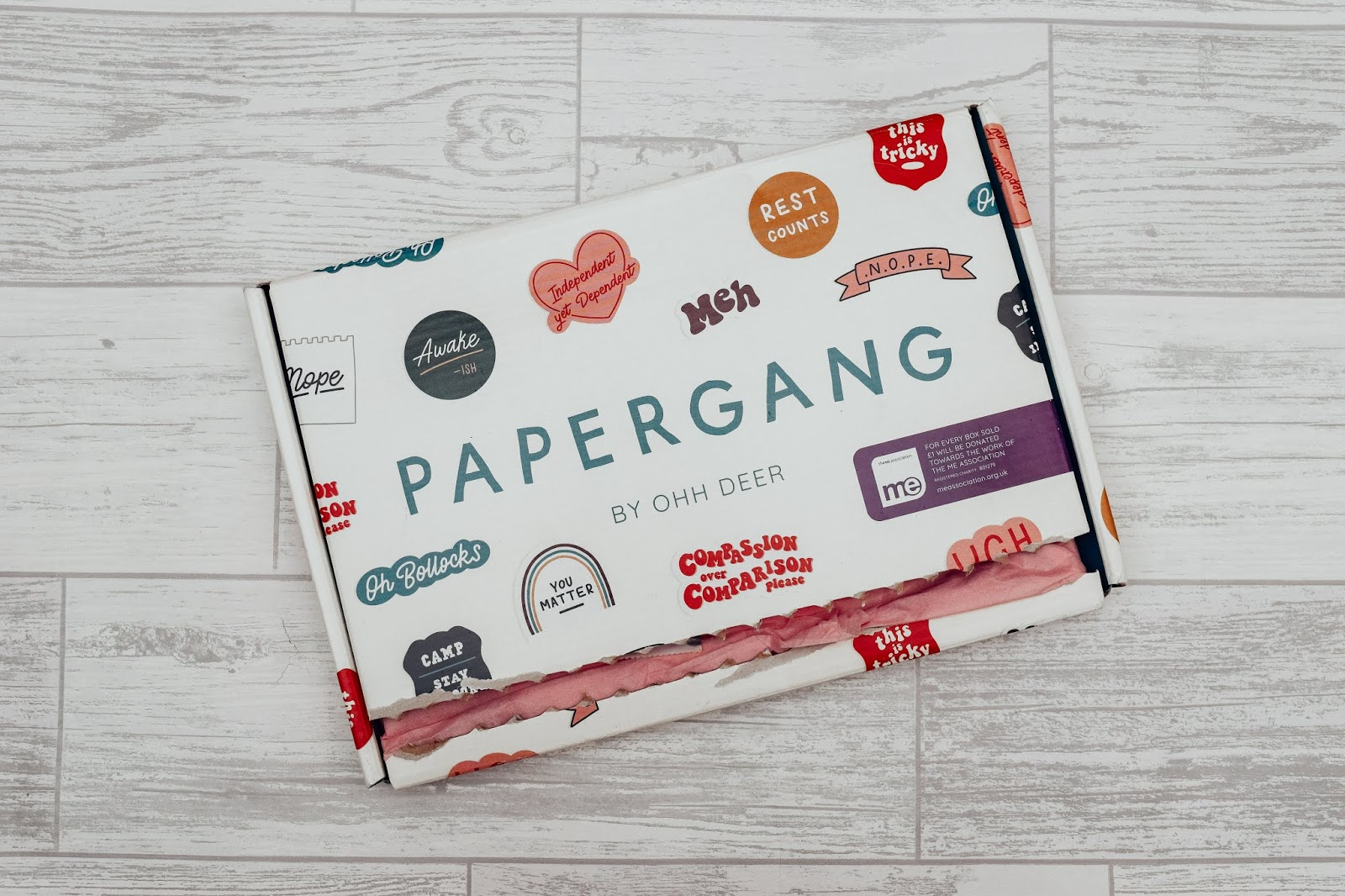 Papergang Unboxing | February 2020