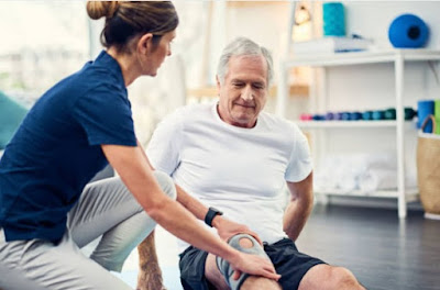Know the role of physiotherapist and the conditions it handled