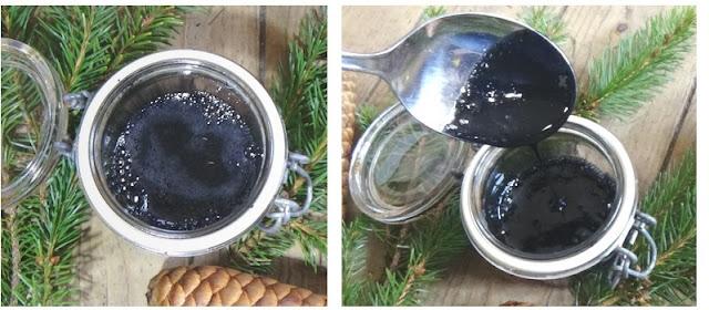 oil pulling au charbon