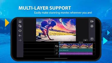 PowerDirector Video Editor 6.8.1 Apk (Full Unlocked) Android