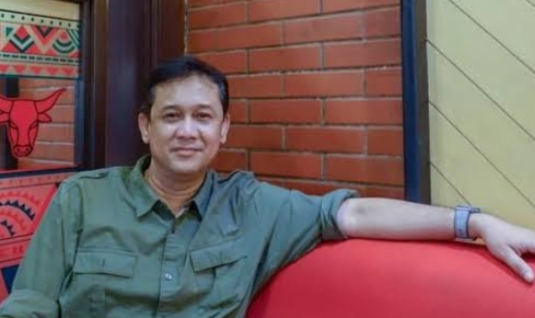 Saling Sindir di Medsos, Denny Siregar Sebut Roy Suryo Pakar Panci