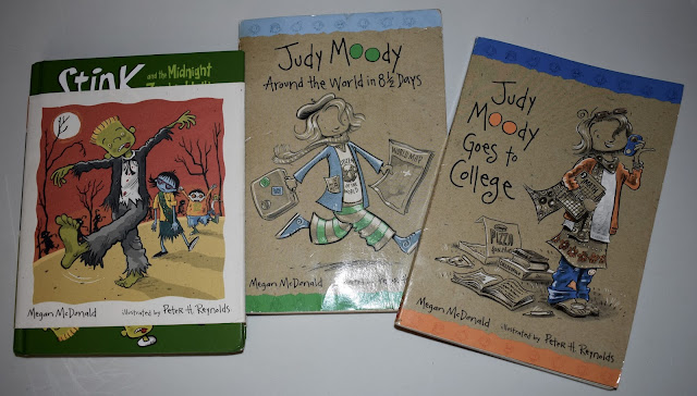 judy moody and stink books sale