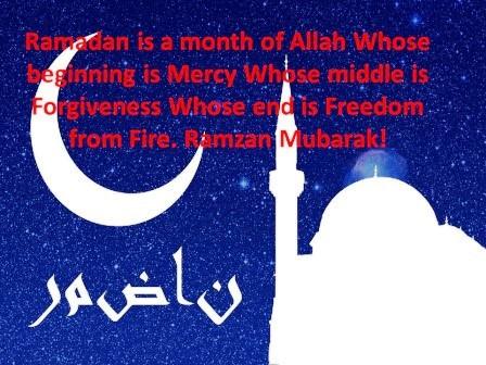 Ramadan Kareem Quotes 2021