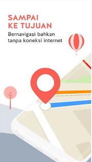aplikasi gps offline terbaik android untuk indonesia