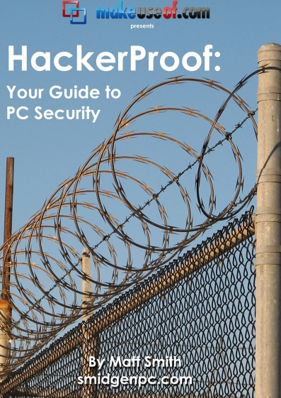 HackerProof : Your Guide To PC Security