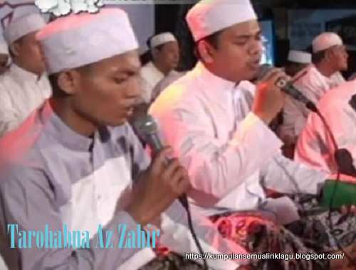 Lagu Tarohabna Az Zahir