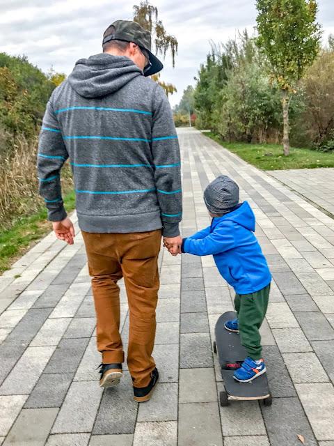 Skate spacer z Synem